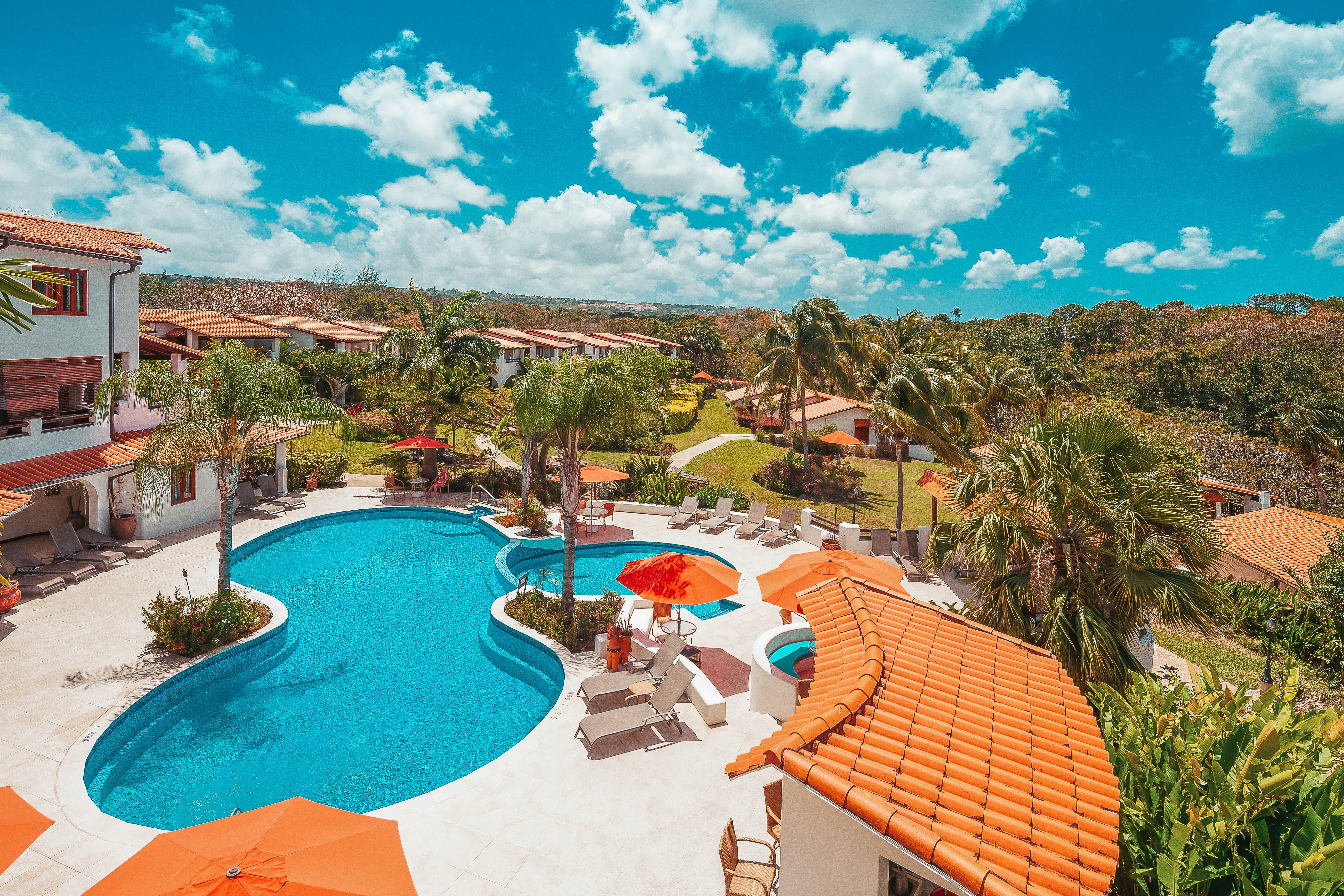 86 Residents   West Barbados   Beautiful Spacious Complex w/ Coworking + Pools