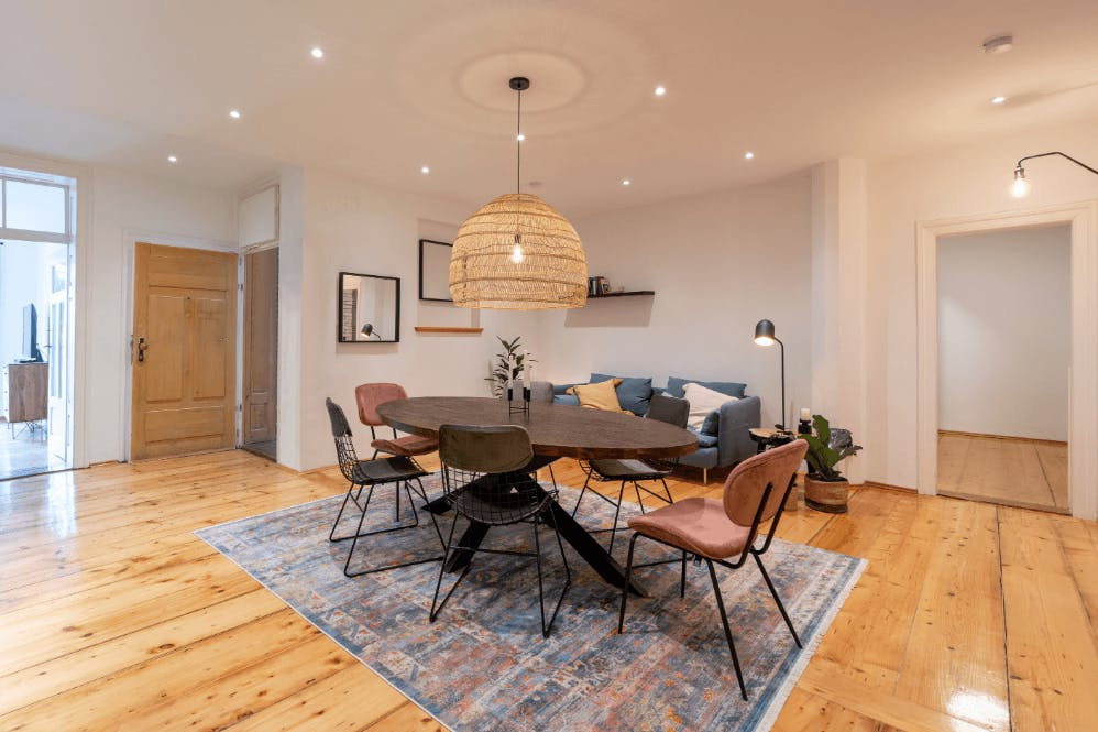 4 Residents | Sendling | Stylish Renovated Apt. w/ Coworking