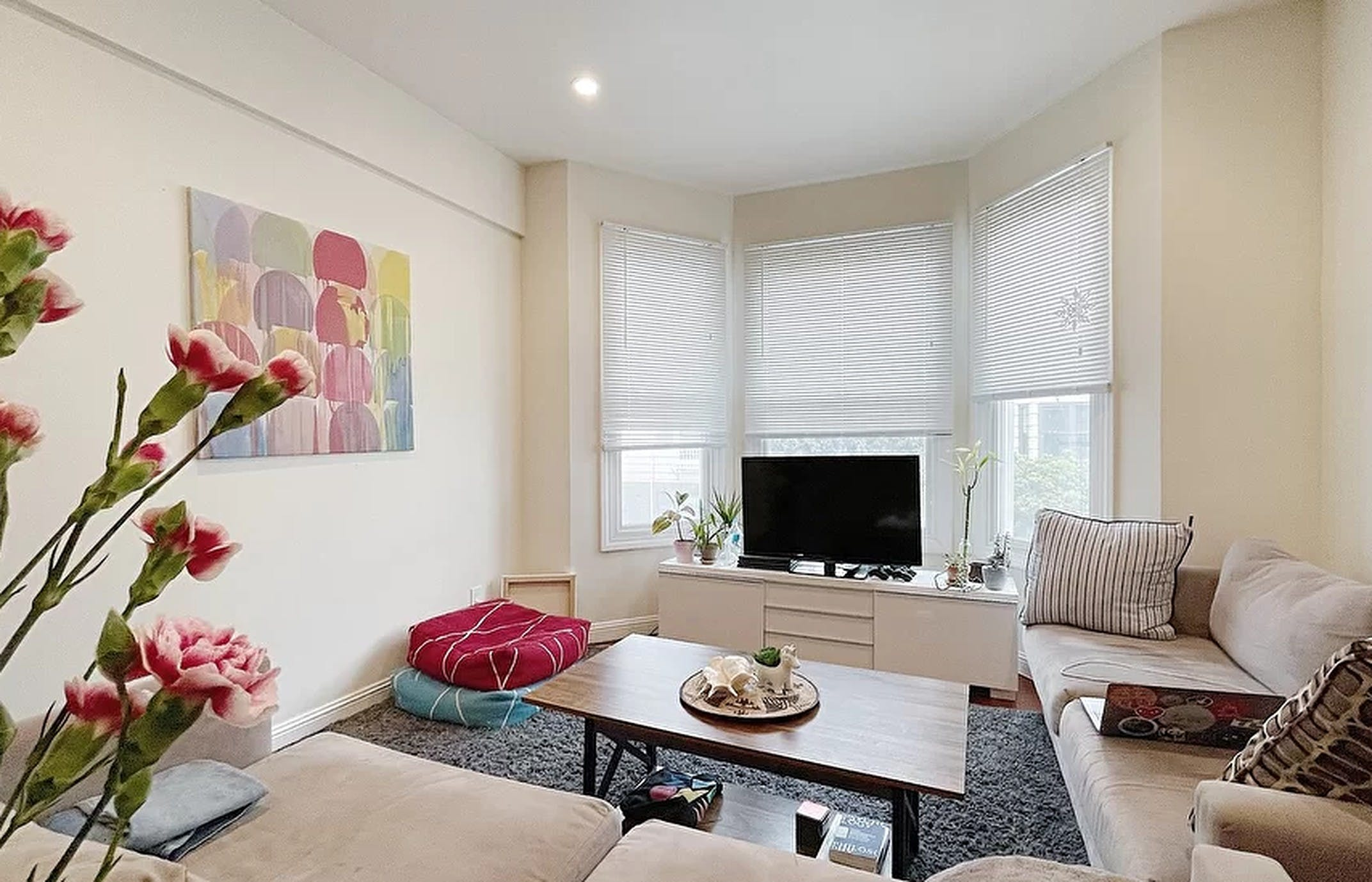 8 Residents   Larking St. - Lower Nob Hill   Comfortable Bright House w/ Coworking + Terrace + BBQ