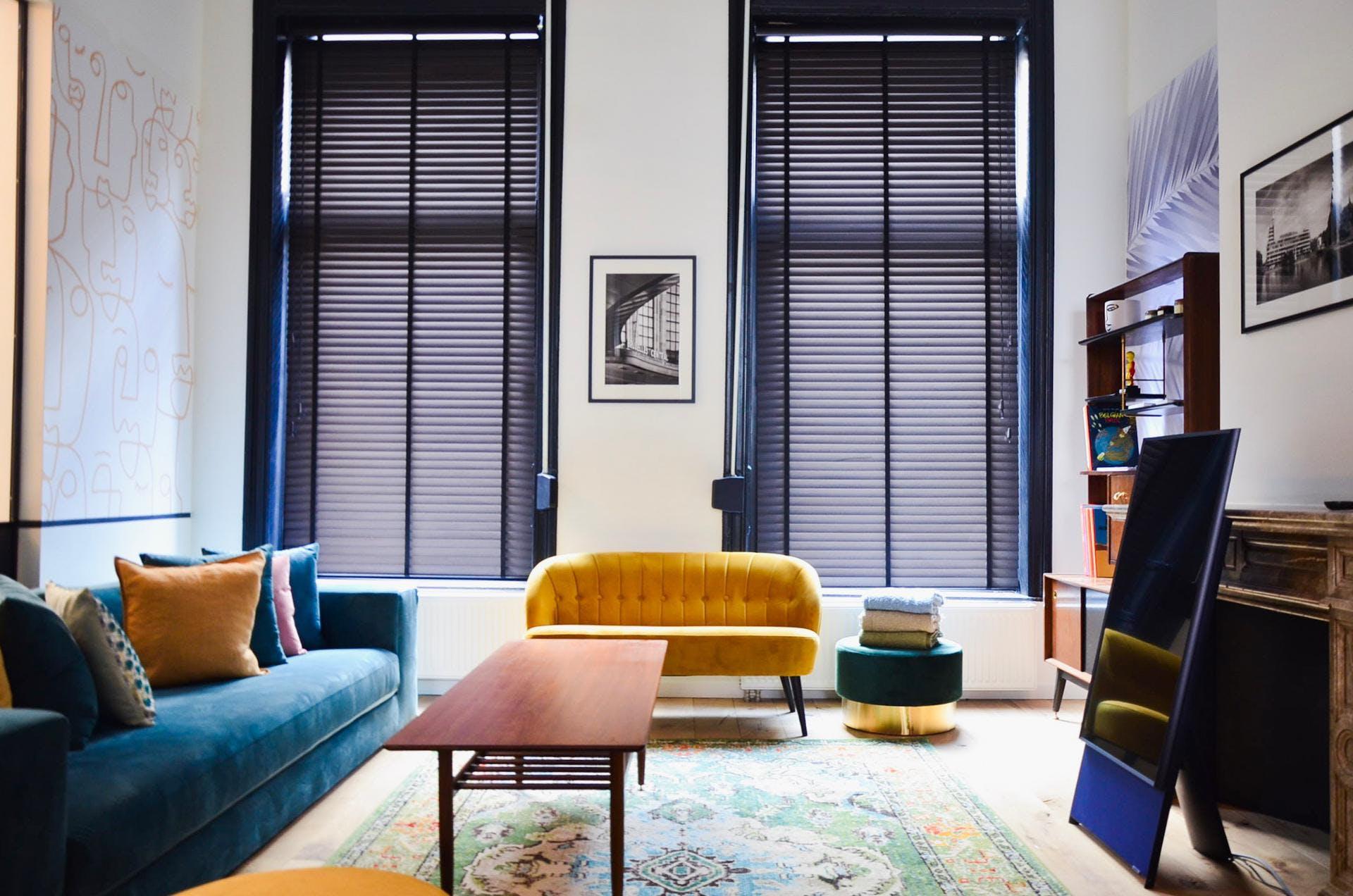 12 Residents | Place Flagey | Luxury Modern House w/ Workspace + Terrace + Backyard