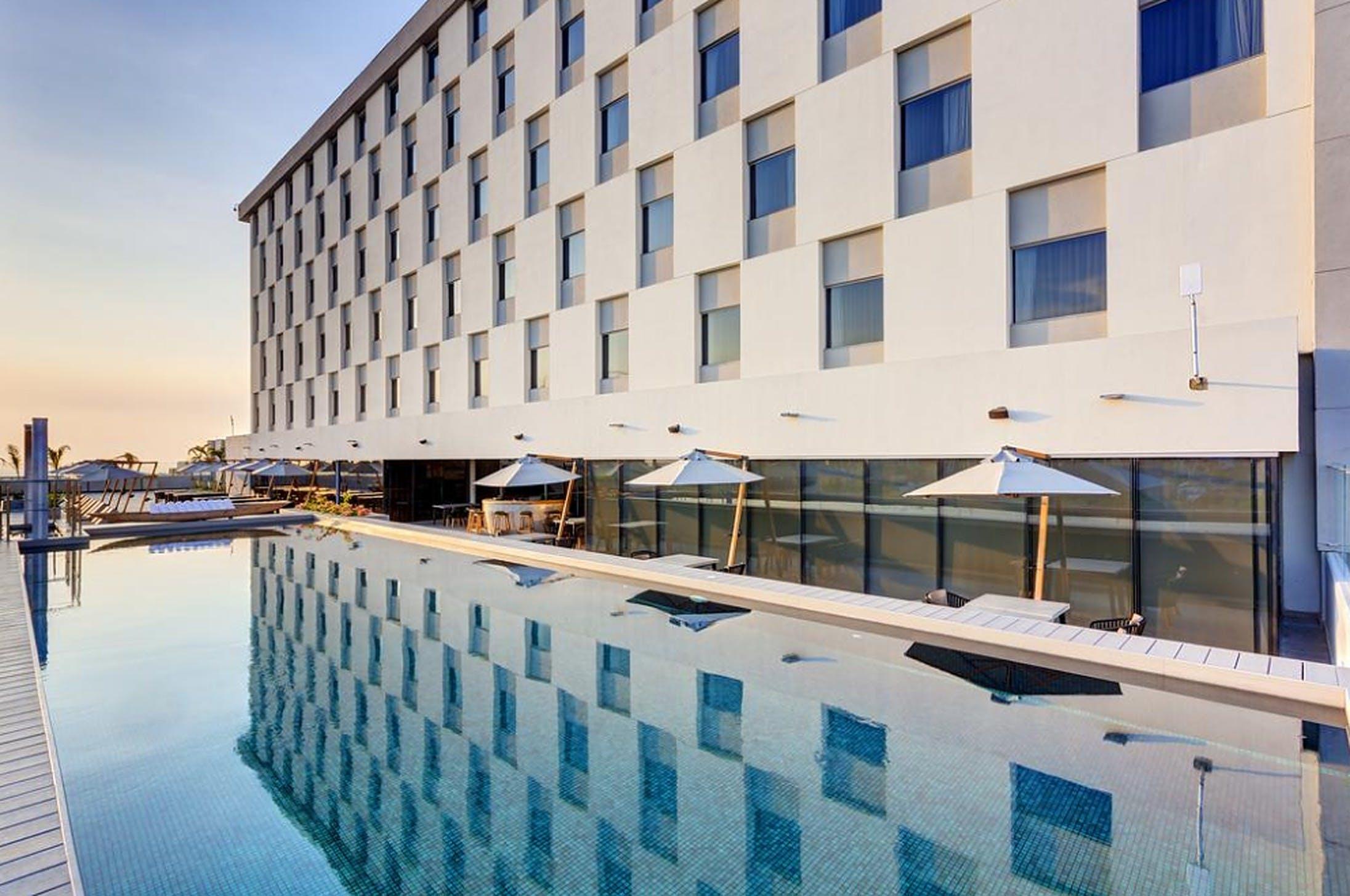 150 Residents | Buenavista | Upscale Designed Complex w/ Coworking + Pool