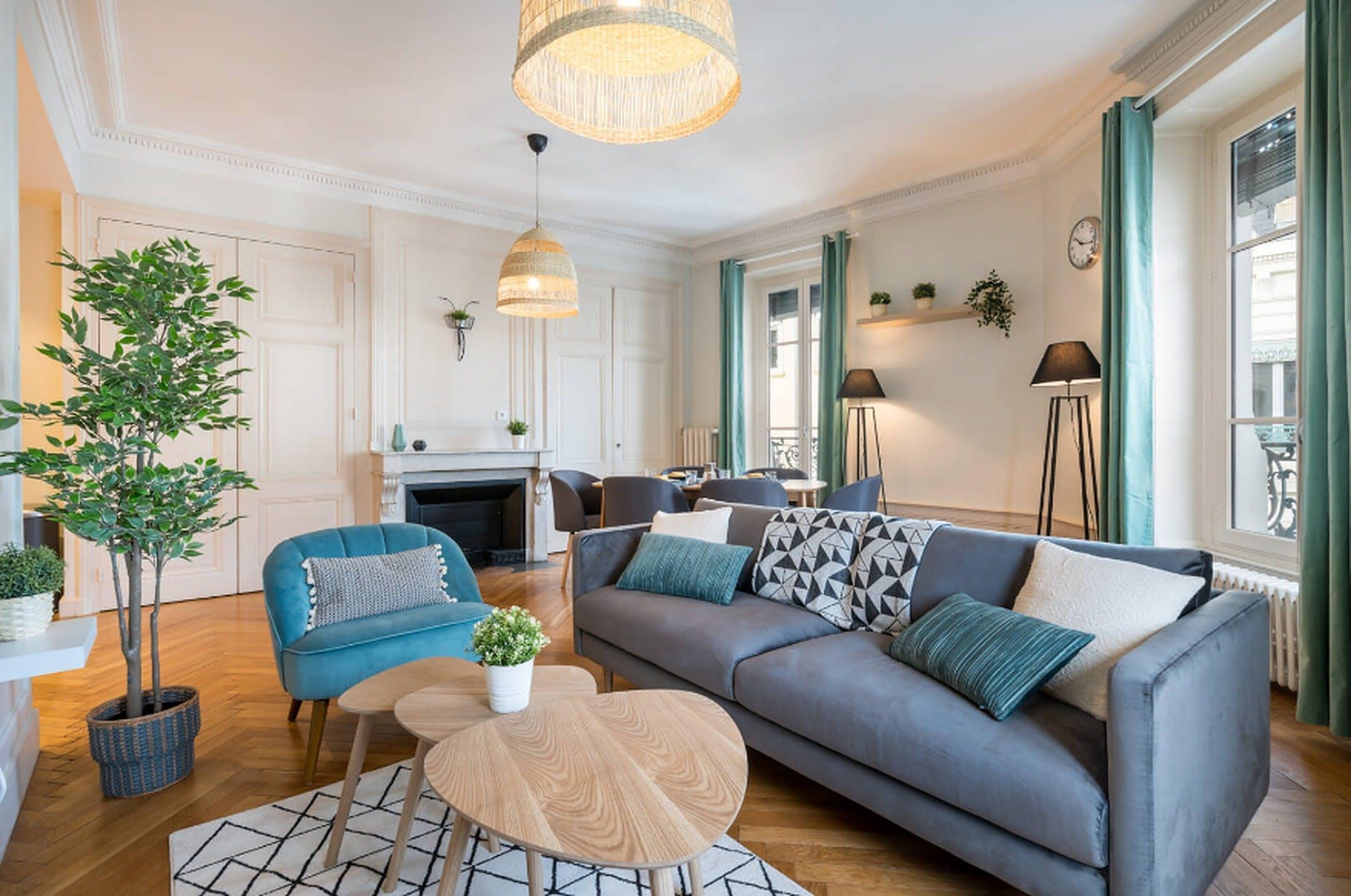 5 Residents | Hôtel de Ville | Outstanding Renovated Apt.