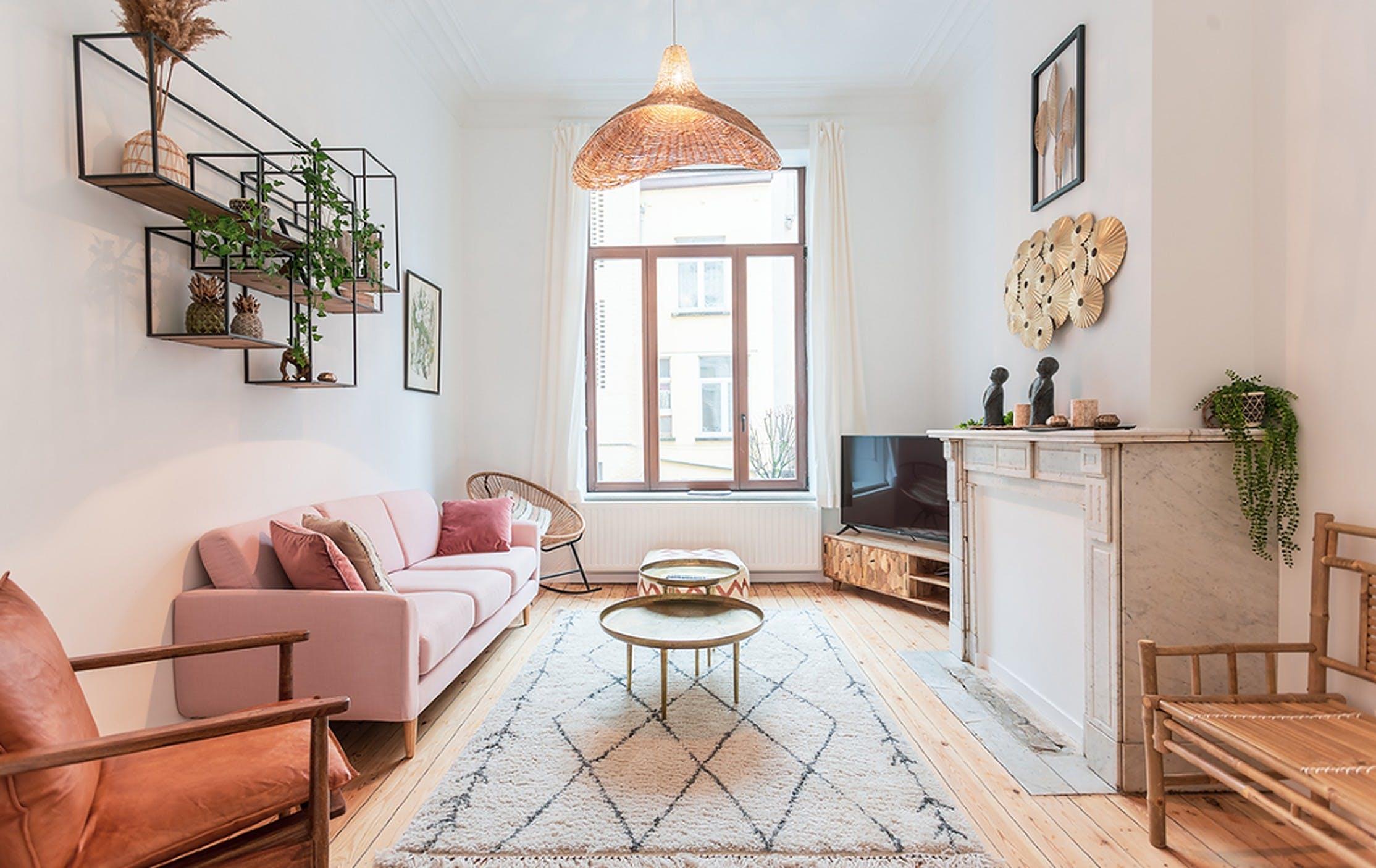 9 Residents | Ixelles | Cozy Spacious House w/ Backyard