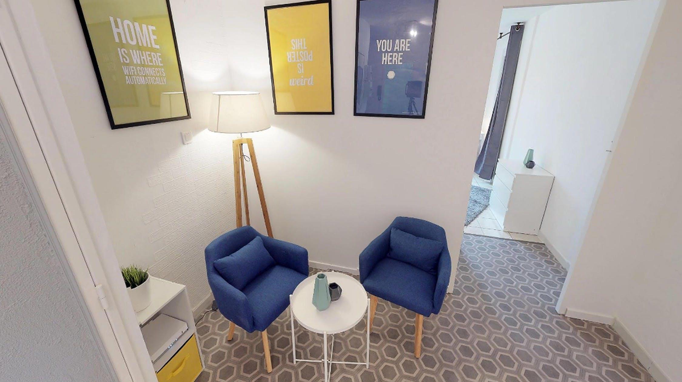 4 Residents | Bourrassol - Patte d'Oie | Stunning Cozy Apt. w/ Terrace