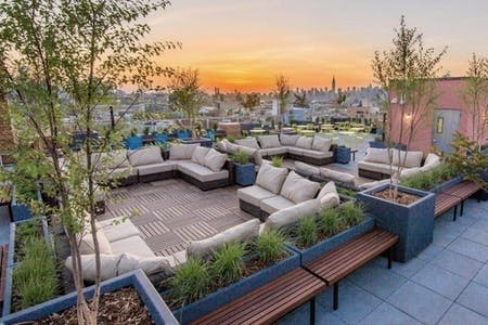 4 Residents | Monitor St. - Williamsburg | Cozy Vibrant Apt. w/ Terrace + Indoor Gym