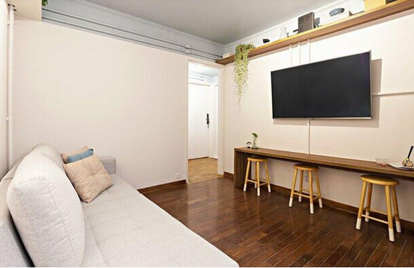 4 Residents | Baixo Augusta | Stunning Comfortable Apt.