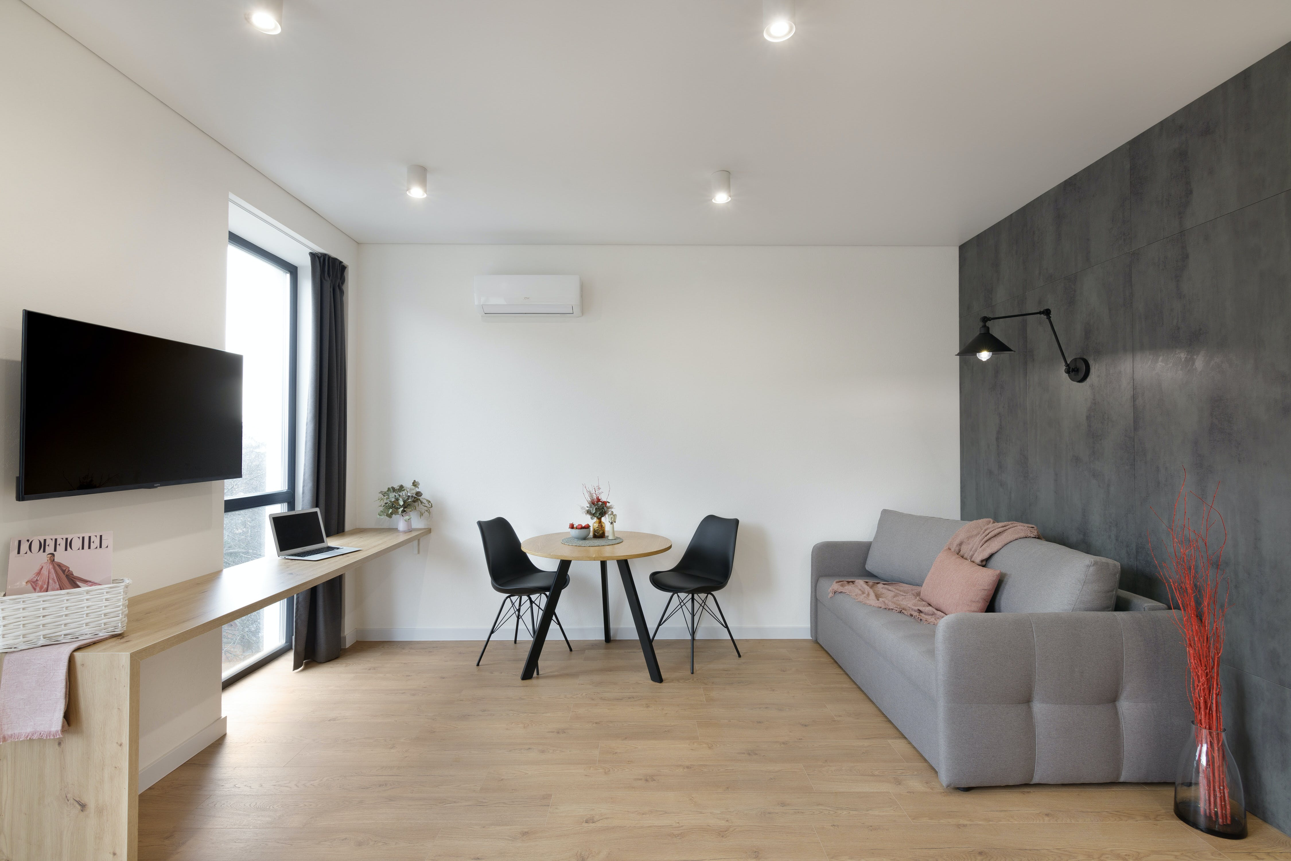 Stylish Comfortable Building w/ Terrace + Coworking