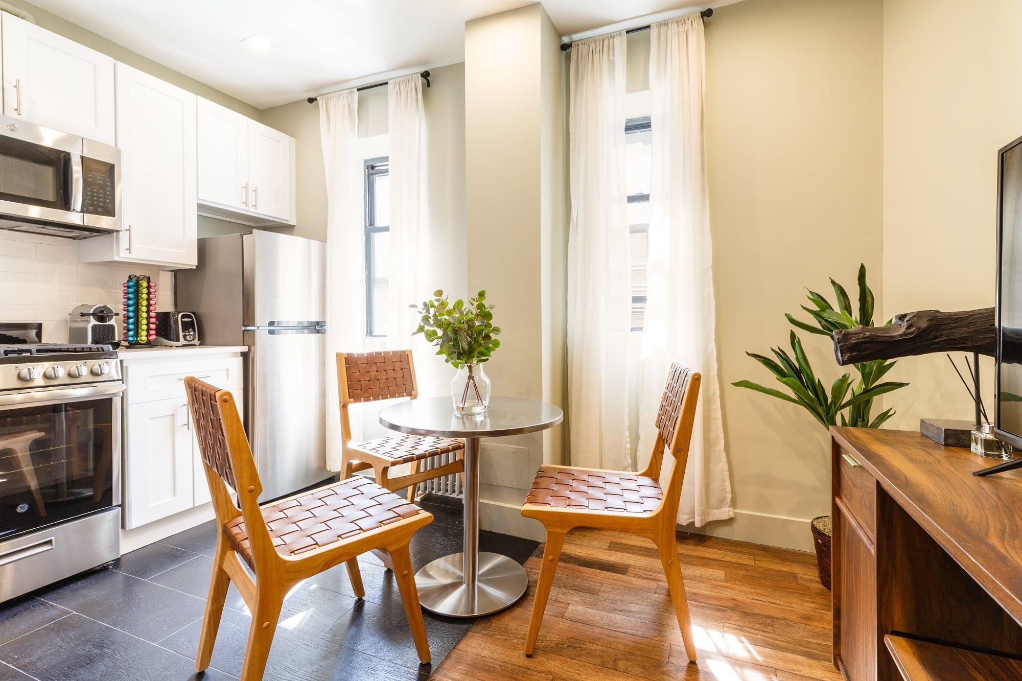 6 Residents | Broadway - Morningside Heights | Stylish Designed Apt.
