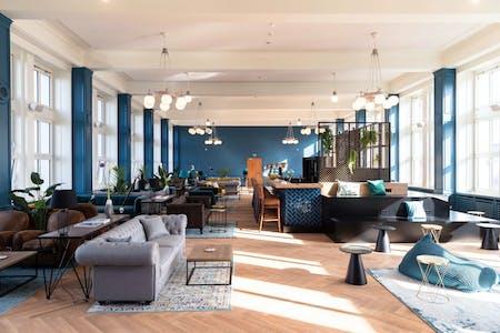 Outstanding Luxury Complex w/ Terrace + Coworking
