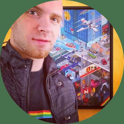 Matej J - Coliving Profile
